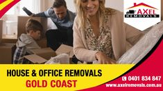 The professional at on the can help with your local, interstate & Call us on 0401 834 847 or visit us. Furniture Removalists, House Removals, Cheap Houses, Removal Services, Good House, Gold Coast, Home Office, How To Remove, Home Offices