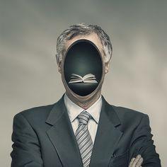 Book Face by Sedat Gever