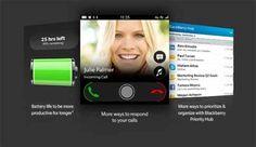 noticias Comienza el despliegue de BlackBerry OS 10.2.1
