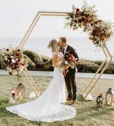 Pinterest White Wedding Arch, Metal Wedding Arch, Wedding Arch Rustic, Wedding Ceremony Arch, Wedding Altars, Boho Wedding, Dream Wedding, Wedding Backdrops, Wedding Ceremonies