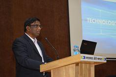 Programme briefing by Shri Suresh Todkar Convenor Technology Meet