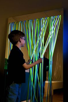 UV LineLight Panel - Sensory Products