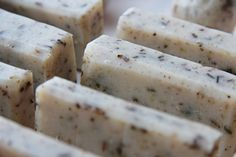 Levandulové mýdlo vytvořeno podle nového receptu