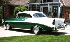 Learn more details on vintage cars. Have a look at our website. Chevrolet Bel Air, 1956 Chevy Bel Air, Chevrolet Chevelle, 1955 Chevrolet, Chevy Classic, Classic Cars, Vintage Cars, Antique Cars, Automobile