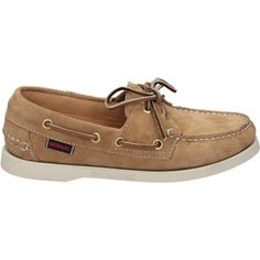 Chaussures bateau Sebago DOCKSIDES SUE marron 350x350