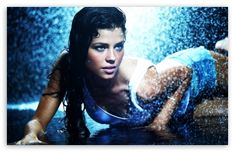 Wet Girl HD desktop wallpaper : Widescreen : High Definition : Fullscreen