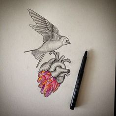 coolTop Tattoo Trends - tattoo-journal | 35 Trending Anatomical Heart Tattoo Designs – For Men and Wom...