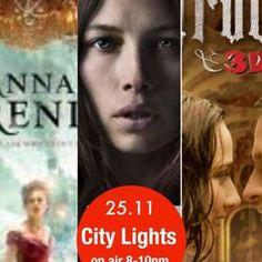 City Lights_From Dracula to Tall Man_25 November_AmagiRadio