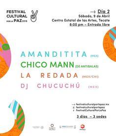 Fundación Arte Olín con el apoyo de la Secretaría de Cultura y el Instituto de Cultura de Baja California presentan Festival Cultural por la Paz