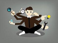 Multitasking vs Single tasking-Simple Game