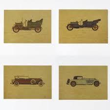 Картинки по запросу чертежи ретро автомобилей