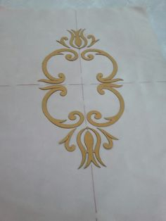 Couture Embroidery, Gold Embroidery, Embroidery Applique, Embroidery Patterns, Brazilian Embroidery, Gold Work, Baroque Fashion, Beading Tutorials, Islamic Art