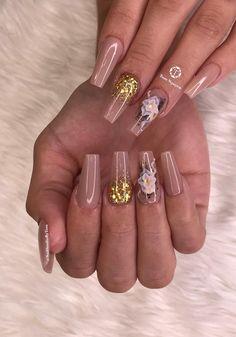 Hair And Nails, My Nails, Nail Designs, Beauty, Nail Desings, Beauty Illustration, Nail Design, Nail Organization, Nail Art Ideas