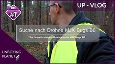 Such nach Quadrocopter MJX Bugs B6 nach Notlandung #suche #quadrocopter #mjxbugsb6 #notlandung