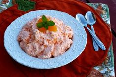 Mommy's Kitchen - Old Fashioned & Country Style Cooking: Buttermilk Creamsicle Salad & A Butterball Turkey Giveaway {Closed}