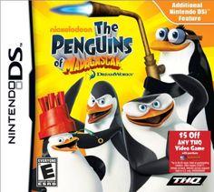 The Penguins of Madagascar  Nintendo DS ** Visit the image link more details. (Note:Amazon affiliate link)