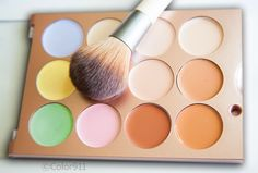The Dos and Don'ts to choosing the right makeup colors! #makeup #colors #Color911