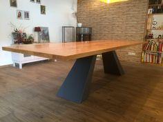 1000 ideas about esstisch holz massiv on pinterest. Black Bedroom Furniture Sets. Home Design Ideas
