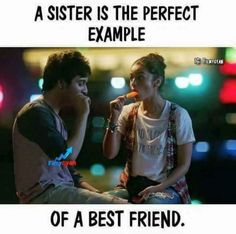 New Quotes Best Friend Support Words Ideas Brother Sister Love Quotes, Brother And Sister Relationship, Sister Quotes Funny, Besties Quotes, Best Friend Quotes, New Quotes, Funny Quotes, Bffs, Life Quotes