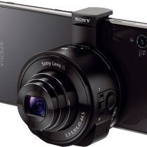 Transforme o seu smartphone numa supercâmara - High-Tech Girl   Cyber-Shot DSC-QX10, da Sony