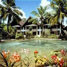PALAU PACIFIC RESORT - Koror State   One ot the most beautiful places ever