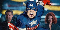 Comic Book and Superhero Movie Mashups by Butcher Billy - Imgur