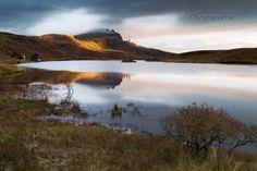 Old Man of Storr, early morning light #3. trotternish. Isle of Skye. Scotland.
