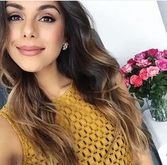 🌻Top is by Lip colour is 501 lip liner by Annie Jaffrey, Lip Colour, Color, Lip Liner, How To Do Nails, Cute Hairstyles, Health And Beauty, Zara, Long Hair Styles