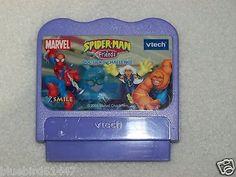 Vtech V.smile game cartridge Marvel Spider-man & Friends Doc Ock's Challenge: $7.50 End Date: Friday Jun-29-2018 12:49:16 PDT Buy It Now…