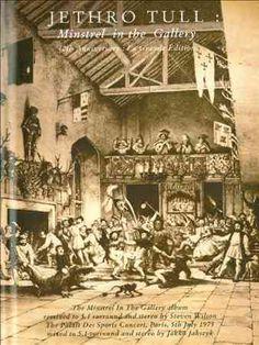 Jethro Tull - Minstrel in The Gallery 40th Anniversary La Grande Edition