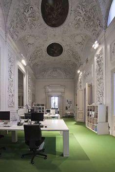 GAA Headquarters Studio Giraldi Associati Architetti, Florence, 2014 - Giraldi Associati Architetti
