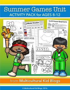 A Comprehensive Summer Olympics Unit & Free Printable