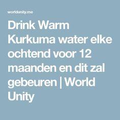 Drink Warm Kurkuma water elke ochtend voor 12 maanden en dit zal gebeuren | World Unityvoeg een theelepel gemalen kurkuma en een snuifje zwarte peper toe aan een glas warm water. Goed roeren en drinken terwijl het warm is. Drink deze drank in de ochtend, en je zult snel dezelfde voordelen voor de gezondheid voelen als de vrouw uit Bristol. Hier zijn enkele van de voordelen die je krijgt door het drinken van deze drank in de ochtend voor 12 maanden: