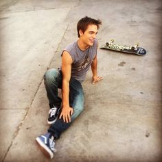 Dylan Sprayberry. New cast member on Teen Wolf this season :)