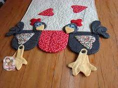 Risultati immagini per bando de galinhas patchwork