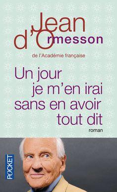 Le site des éditions Pocket #JeandOrmesson