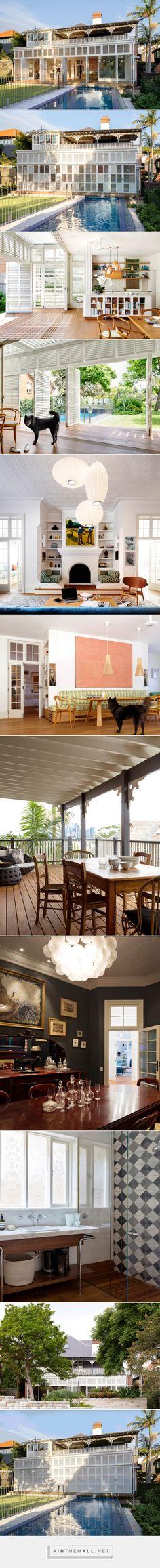 luigi rosselli reinvents sydney heritage house with retractable veranda - created via https://pinthemall.net