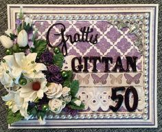 made by Annelie...: Gittan 50