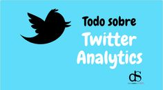 #Twitter Analytics: La Guía más completa Marketing Digital, Media Marketing, Twitter, Community Manager, Ecommerce, Management, Social Media, Blog, David