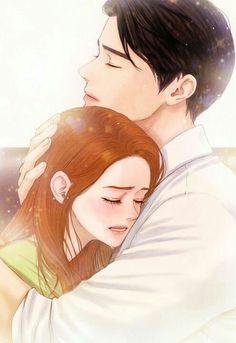 mujhse door hone ka thodha sa afsos to tumhe bhi hota hoga hai n. Cute Couple Drawings, Cute Couple Art, Anime Couples Drawings, Anime Couples Manga, Anime Couples Hugging, Couple Hugging, Love Cartoon Couple, Anime Love Couple, Anime Love Story