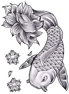 lotus flower tattoo | Lotus Flower Tattoos- High Quality Photos and Flash Designs of Lotus ...