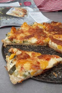 Sophia Thiel Mittelmeerquiche aus der SHAPE Januar 2019 - - Sophia Thiel Mittelmeerquiche aus der SHAPE Januar 2019 Pizza, Quiche & Co. Sophia Thiel – light Mediterranean quiche from SHAPE 2019 # Mediterranean quiche Mediterranean Diet Recipes, Mediterranean Dishes, Low Carb Recipes, Snack Recipes, Snacks, Dinner Recipes, Cooking Recipes, Aperitivos Keto, Le Diner