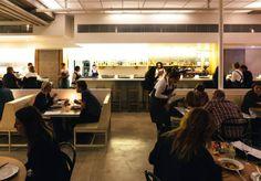 Andrew McConnell's Supernormal | Asian food and dumpling restaurant Melbourne CBD | Flinders Lane