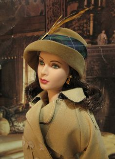 "Vivien Leigh Barbie: As Myra in ""Waterloo Bridge"""