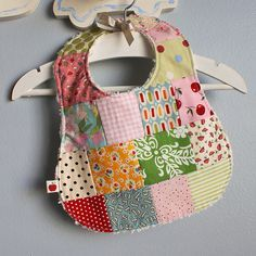 patchwork bib no. 2 | Flickr - Photo Sharing!