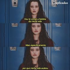 13 Reasons Why 13 Reasons Why Reasons, Thirteen Reasons Why, You Destroyed Me, My Heart Hurts, Stranger Things Netflix, Sad Life, Sad Love Quotes, Staying Alive, Series Movies