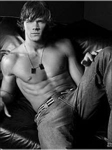 Jared Padalecki, ummmm, marry me NOW!