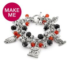 Dare to Scare Bracelet | Fusion Beads Inspiration Gallery