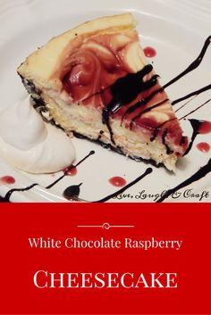 Raspberry cheesecake, Cheesecake cupcakes and Raspberries on Pinterest