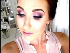 """This girl is amazing at make-up! She is also a riot to watch, great personality! Check her out """"Jaclyn Hill"""" on Youtube."""